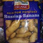 Banane russe