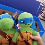 Les tortues ninja n'ont pas d'yeux