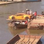 Transport de voiture de luxe
