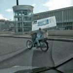Transporter une télé
