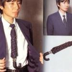 Cravate parapluie