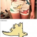 Drôle de dinosaure