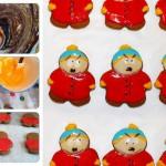 Gateaux cartman