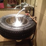 Lavabo de mécano