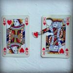 Le roi offre son coeur