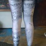 Pantalon du milieu