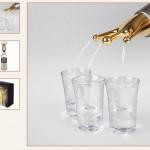 Servir trois verres à la fois