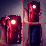 Téléphone iron man