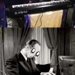 Un piano kawai