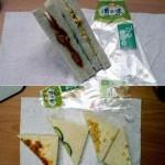 Arnaque au sandwich
