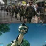 Drôle de soldat