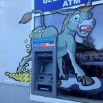 Habillage de distributeur automatique