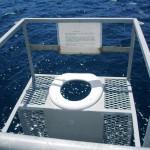 Les toilettes du bateau