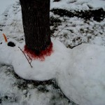 Meutre de bonhomme de neige