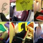 S'amuser dans l'avion