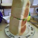 Sandwich raté