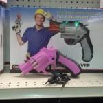 Tournevis pistolet