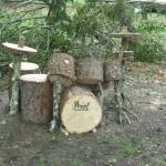 Batterie en arbre