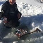 Le frigo en russie