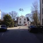 Le vélo d'ET