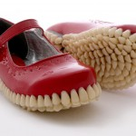 Chaussure dents