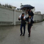Un parapluie pour 4