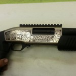 Fusil anti zombie