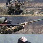 Le lance roquette