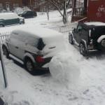T'es coincé avec ta voiture !
