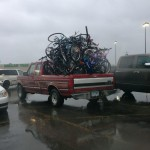 Ce stock de vélos