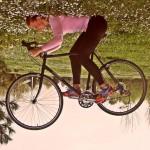 Du vélo renversant