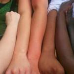 Toutes les couleurs de peau