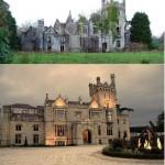 Une restauration de chateau
