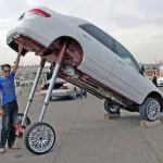Drôle de voiture