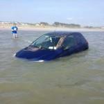 Un fail en voiture