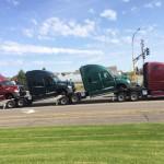 Camion sur camion sur camion sur camion