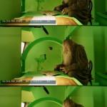 Le tournage du hobbit