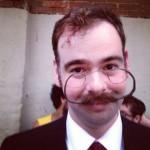 Lunettes moustache