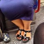 Madame ne veut pas racheter de chaussures