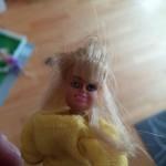 Barbie gueule de bois