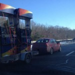 Transport de pompe à essence