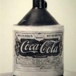 Coca Cola au format étrange