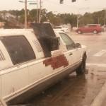 La clim dans une limousine