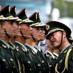 L'alignement des soldats