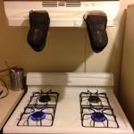 Sécher ses chaussures