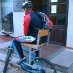 Chaise de vélo