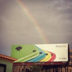 L'iPhone multicolor