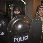 Un policier improvisé