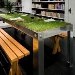 Une table façon pique nique