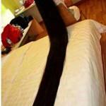 Ces cheveux !